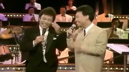 龙兄虎弟:费玉清模仿陈小云舞姿,旁边张菲笑爆了!