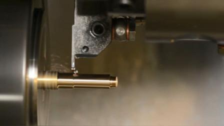 很精湛的车削技术,一个视频让你了解产品的车削全过程!