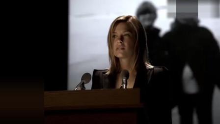《三十极夜》:女子做演讲,众人不相信有吸血鬼,美女把灯一开瞬间慌了