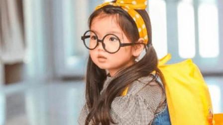 女大十八变!萌娃阿拉蕾真的长大了,网友看后直言:美到认不出了