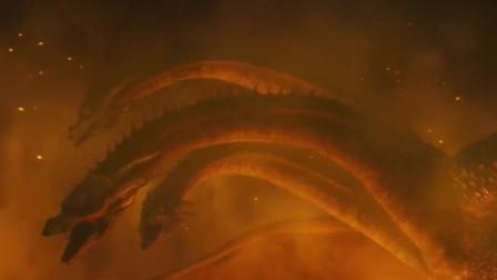 哥斯拉:基多拉断头重生,召唤史前巨兽们,魔王再次降临!