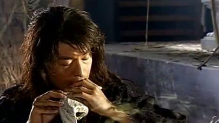 龙珠:美女晕倒了,查木龙拿出骨笛为她治疗,一下就把她救醒