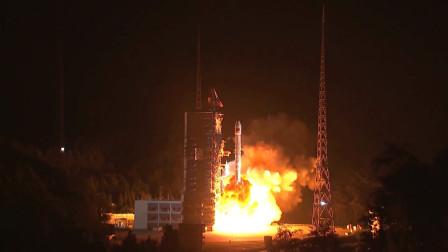 祝贺!我国成功发射通信技术试验卫星四号