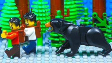 乐高无限无中生有空岛生存罗修解说:我竟然培养出来了狗熊!