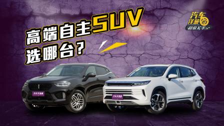 11万起买高端旗舰SUV,8.9秒加速,油耗不到7毛!买它还是长城?