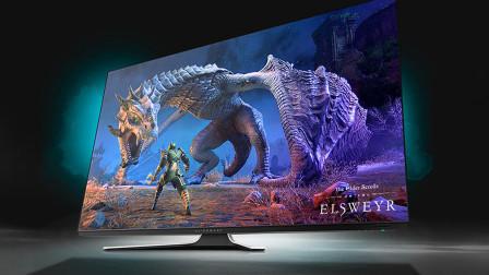 双重快乐?外星人发布34999元 55英寸OLED显示器