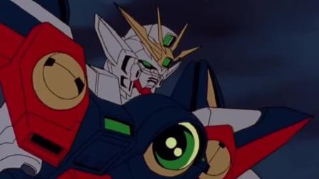 机动战士:次代高达VS飞翼零式高达,希罗与杰克斯再次展开对决!