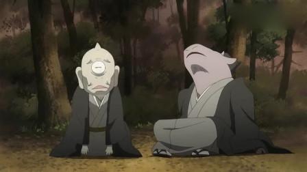 夏目友人帐:猿猴妖怪可真凶,为了得到友人帐,居然连同类都绑架