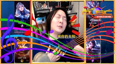 张大仙:我唱歌好不好听?观众:长得不咋地唱歌还行!
