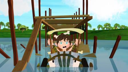 伦敦桥要塌下来(2D)_ 椰子壳童谣和儿歌