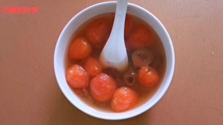 孩子积食不消化,试试这款山楂汤,开胃又消食,酸酸甜甜孩子爱喝