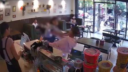 """拘留15日!""""女子奶茶店内遭暴打""""处理结果来了!"""