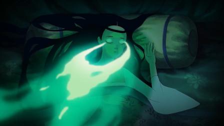 国风动漫《噬时妖》一种专门偷取时间的妖怪,只有懒人才会被盯上