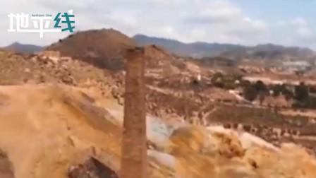 壮观!男子用无人机超低空飞行拍视频 穿越峡谷溪流超刺激