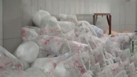 因产生塑料垃圾过多 首尔机场给中国代购专设提货处