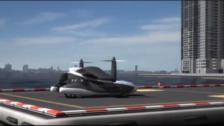 吉利这次上天了,全新飞行汽车即将开启预售,网友:理想是丰满