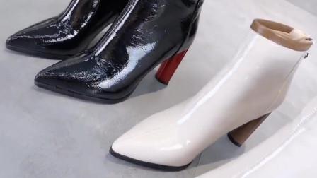 秋冬时尚短靴,穿上提升气质优雅,宝妈超级喜欢!