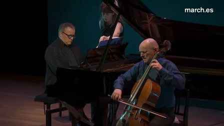 Zemlinsky Sonata for cello and piano