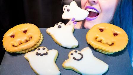 生活漫话 美食不一定充满暗黑,萌萌的手工饼干!