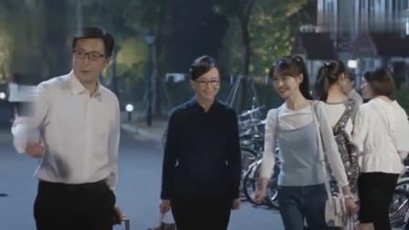 微微一笑:肖奈父母太喜欢微微,连上课都亲自护送,同学羡慕极了