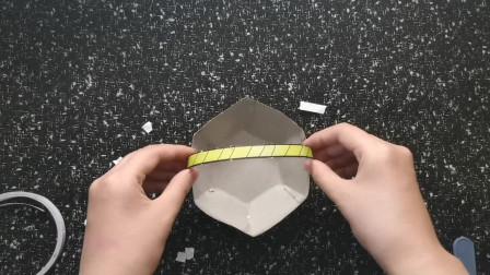 教你怎么用卡纸做立体手工