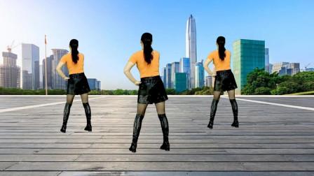 2019最新流行舞《要爱你就来》背面单方向教你跳32步
