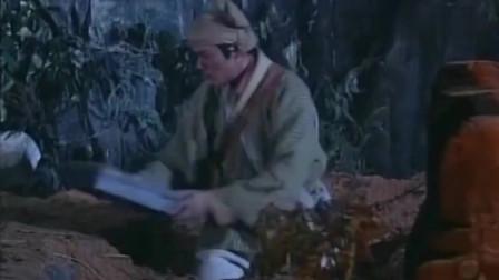 碧血剑:小伙埋葬骸骨时无意发现金蛇秘笈,金蛇郎君事迹让他佩服
