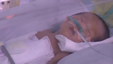 国庆四胞胎父亲回应孩子早产高危:没钱就不能生孩子吗