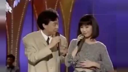 龙兄虎弟:费玉清江蕙两人合唱情歌,不愧是歌王歌后,好听!