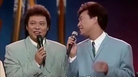 龙兄虎弟:张菲大胡子没有,费玉清当场就讲了个笑话!