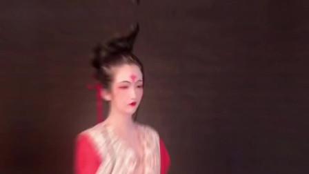 时尚美妆:唐代妆容和服饰还原,唐韵美人让你看花眼