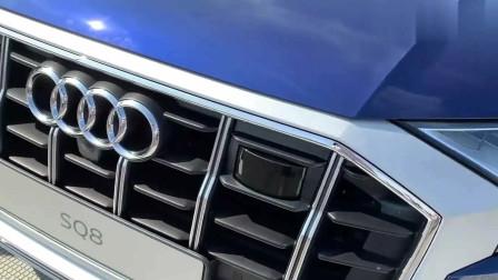汽车:还在惦记兰博基尼Urus?看完奥迪 SQ8 你可能会忘了它