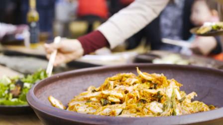 千万别被韩剧骗了,每日大鱼大肉子虚乌有,泡菜才叫一日三餐!