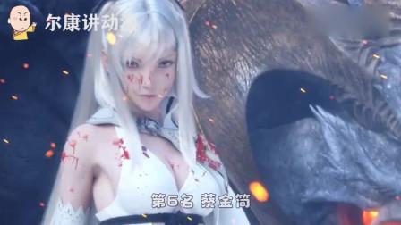 仙侠小说6大圣女排行榜,第四名惨遭叶天帝咸猪手!