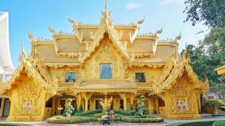 """全球最奢华的""""黄金""""厕所,小便像进皇宫!曾禁止中国游客使用?"""