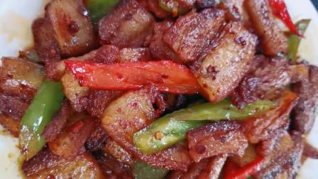 家庭版回锅肉做法分享