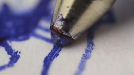 为何都说圆珠笔头很难制造,在100倍显微镜下,才发现其中的秘密