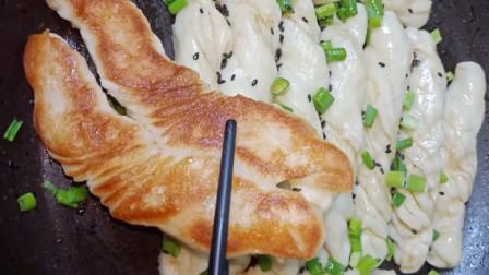 花卷新做法,教你简单的麻花花卷手法,酥脆好吃,大人小孩都爱吃