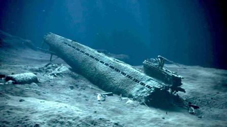 四千吨核潜艇被撕成6截,129人牺牲,22枚核弹失踪,是谁干的?