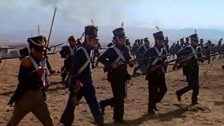 一部经典英美历史战争电影,印第安人传奇首领战死沙场