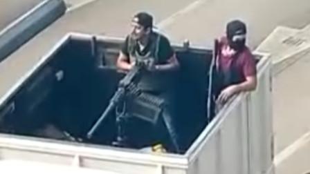 墨西哥大毒枭儿子获释!此前被捕引发暴力潮