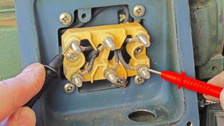 维修电工不会判断电机好坏怎么行?学会这手艺,一天能挣好几百块