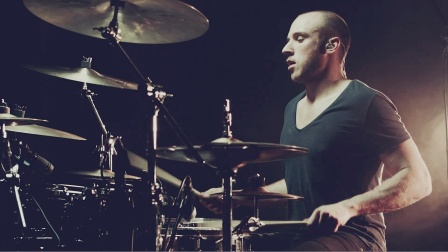 ★ME威律动★Maikel Roethof - TRPTK Drum Solo Sessions #1
