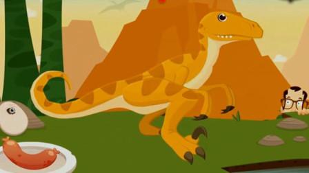 考古学家沙漠挖掘 恐龙世界大发现 恐龙骨骼化石的秘密 失落的文明 陌上千雨解说