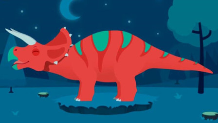 挖掘侏罗纪 恐龙世界历险记 三角龙再现 送恐龙宝贝回家 陌上千雨解说