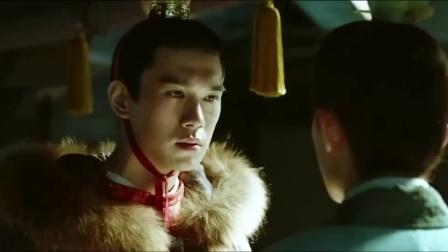 长安十二时辰:李必密会太子,献计宫宴之变,不料竟遭到太子拒绝