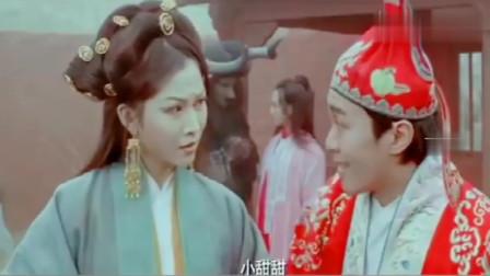 蔡少芬以前真的很美,终于知道孙悟空为什么叫牛夫人小甜甜了