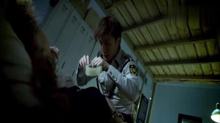 四分钟看完《三更车库》, 保安对美女业主强行欺凌!