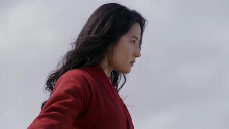 迪士尼真人版《花木兰》,由于试映反馈不理想,刘亦菲将重新补拍