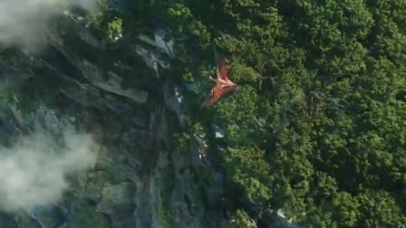 """阿凡达:萨姆·沃辛顿竟然高空攻击""""终影"""",这个难度可真不小!"""